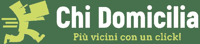 Homepage 1 Chi Domicilia?